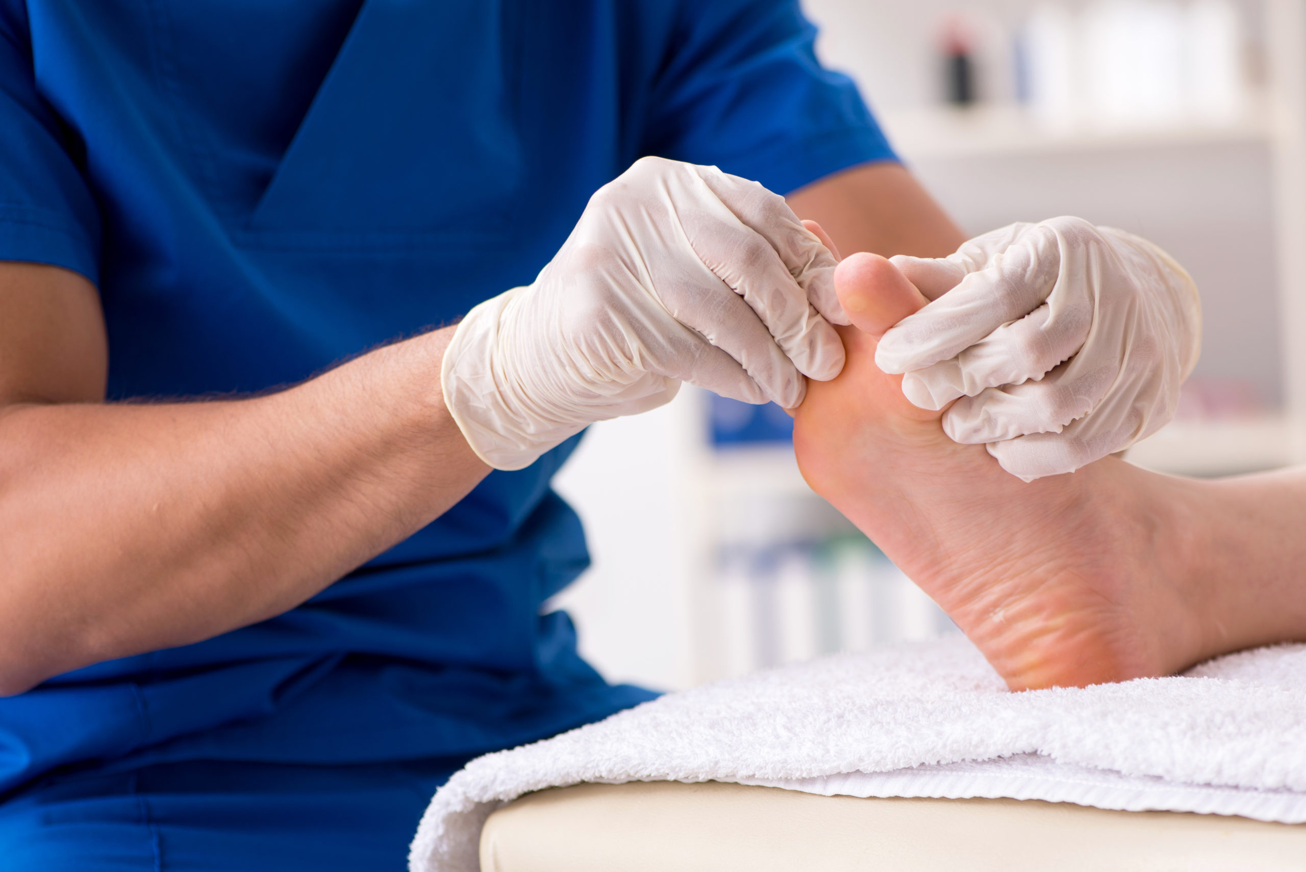 We are dedicated to providing high-quality foot and ankle treatment.